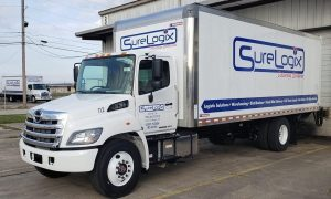 Dedicated Trucking Solutions Sure Logix